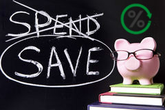 save don't spend
