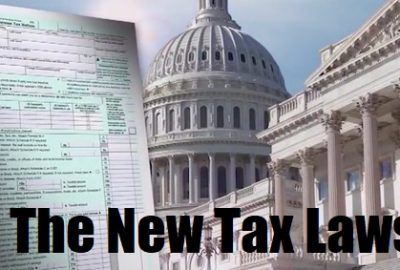The New Tax Laws