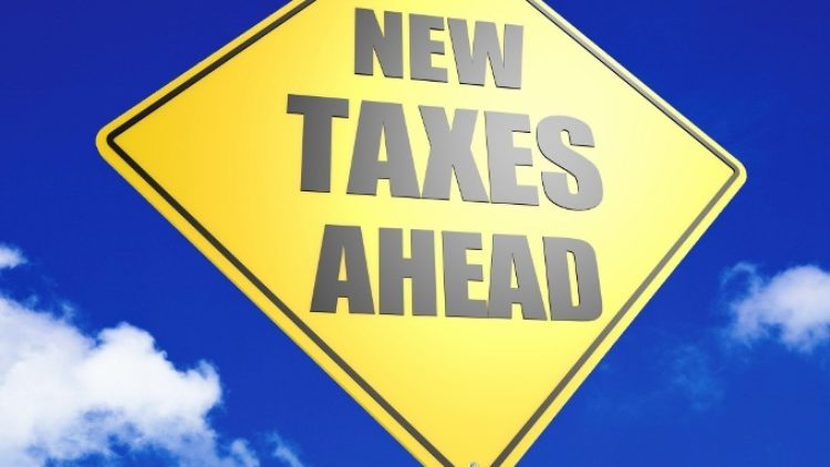 New Tax Laws Ahead